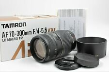 [N.Mint] Tamron A17E AF 70-300mm f/4-5.6 Di LD Macro Telephoto for Canon 1090
