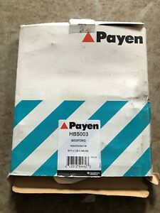 Vauxhall 2.0 16v Calibre Cylinder Head Bolts 1990-1997 Payen HBS003