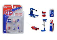 1:64 Greenlight GL Muscle Exclusive STP Shop Tools Multipack