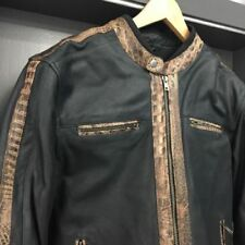 Unbranded Motorcycle Jackets Cowhide Leather Exact