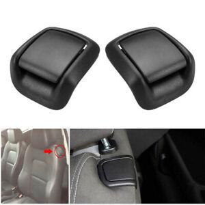 Right + Left Hand Front Seat Tilt Release Handles For FORD Fiesta MK6 2002-2008