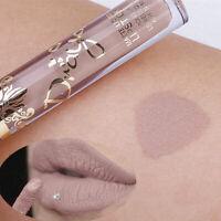 Nude-Color Makeup Waterproof Matte Velvet Liquid Lipstick Lasting Gloss Y8D2