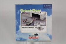 "Dragon Wings DW56153 Model Diecast Plane,"" Lockhead L-1049 ""  1:400 Scale."