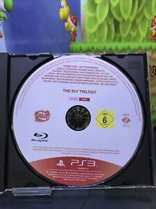 Jeu ps3  / Game / the sly trilogy / Promo Disk / PS3 PAL