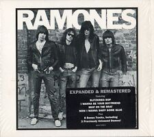 Ramones-ramones CD (Expanded & remastered + 8 bonustracks)