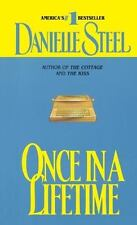 BUY 2 GET 1 FREE Once in a Lifetime by Danielle Steel (1985, Paperback)