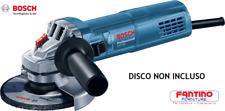 Bosch Smerigliatrice angolare GWS 880 nella Valigia Dado di serraggio rapido