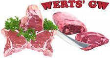 Eight 16 oz. Steak Grilling Combo-4 Rib Eye Steaks & 4 T-Bone Steaks-Nebraska