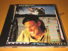 JIMMY BUFFETT cd OFF TO SEE THE LIZARD hits TAKE ANOTHER ROAD (coral reefer band
