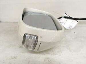 2013-2017 ACURA RDX LEFT DOOR MIRROR HEATED WHITE PEARL (NH603P) OEM 2014 2015