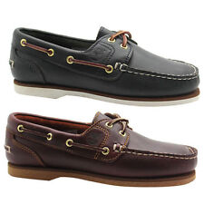 Timberland Leather Lace Up Flats for Women
