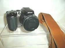 Nikon COOLPIX L120 14.1MP Digital Camera - working HARD TO FIND BRONZA