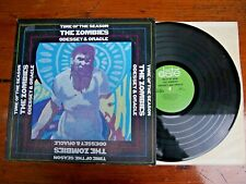 Zombies-Time of the Season Odessy & Oracle-Orig Date TES 4013 VG+