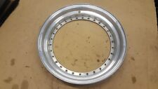 "BBS RS RM SPLIT RIM ALLOY WHEEL 15"" R15 2"" ONE DISH OUTER LIP 30 HOLE"
