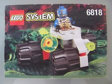 LEGO 6818 @@ NOTICE / INSTRUCTIONS BOOKLET / BAUANLEITUNG