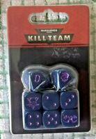 tyranids Kill Team Dice - Warhammer 40K Kill Team - OOP