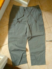 Route 66 Baggy Olive Green Pants Extra Large Mens