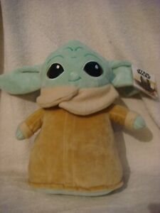 Star Wars The Mandalorian Baby Yoda 30cm  high plush