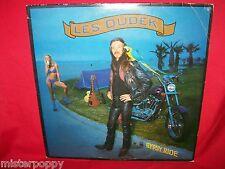 LES DUDEK Gypsy ride LP 1981 HOLLAND MINT- + Inner
