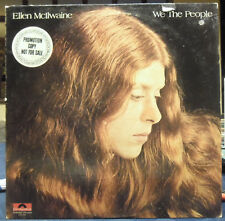 ELLEN MCILWAINE We The People LP 1973 Polydor PD-5044 NM/VG+ White Label Promo