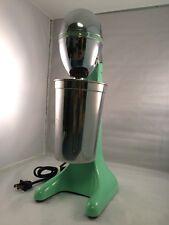 Hamilton Beach Anniversary Jadeite P97272 2 Speed Milkshake Mixer w/ Cup