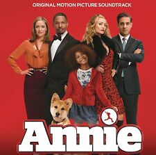 ANNIE SOUNDTRACK (2014) CD NEW