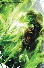 DCEASED DEAD PLANET #4 MATTINA CARD STOCK VARIANT DC COMICS GEMINI 10/7/20