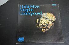 Herbie Mann Memphis Underground LP NM