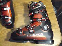 Salomon Mission GT Ski Boots Size 27.5   70 Energizer