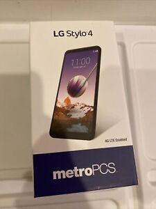 LG Stylo 4 32GB Black - Metro PCS - Read Description