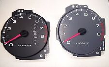 94-01 INTEGRA OEM MT 5 speed INSTRUMENT CLUSTER TACHOMETER Tach GAUGE RPM Meter