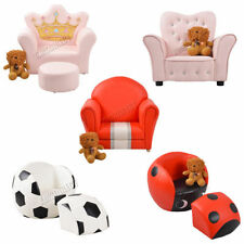 Faux Leather Living Room Furniture for Children