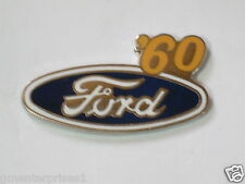 1960 Ford Pin , Badge , Ford Pin , lapel Hat Tack ,  (*)
