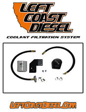 Ford 6.0L Coolant Filtration System  By Left Coast Diesel