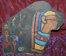 Sulu Ho-Tep ~ Egypt Hieroglyph ~ Post-Modern Folk Humor ~ Primitive Stone Art
