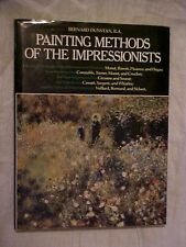 Painting Methods of the Impressionists, Painting Techniques