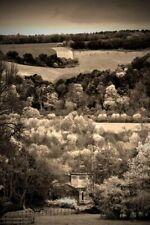 Berkshire Countryside Basildon Park Reading England UK Photograph Picture
