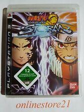 Naruto Ultimate Ninja Storm Playstation 3 PS3
