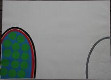 LEVEE John - Lithographie lithograph signée numérotée MOMA New York /