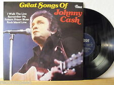 ★★ LP - Great Songs Of JOHNNY CASH - I Walk The Line -  Vintage F 50004