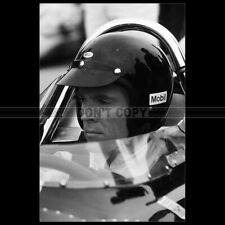 Photo A.013665 DAN GURNEY PILOTE RACING DRIVER