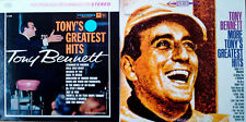 TONY BENNETT - GREATEST HITS + MORE GREATEST HITS - COLUMBIA -(2) LP LOT- STEREO