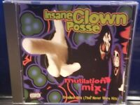 Insane Clown Posse - Mutilation Mix CD Psy-4011 mike e clark esham kid rock icp
