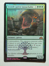 FOIL Grande guivre intouchable   Mtg Magic FR