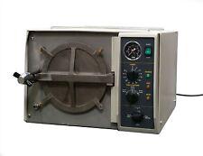 Tuttnauer 2340M Benchtop Dental Lab Medical Manual Autoclave Steam Sterilizer