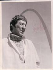 David Hartman Orig Studio Portrait 1960's autographed