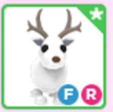 Fly Ride FR Arctic Reindeer Roblox Adopt me
