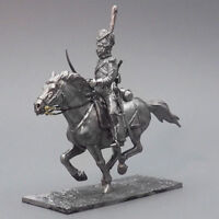 Tin soldier, The sergeant of the Cossack regiment, Napoleonic Wars, 54 mm