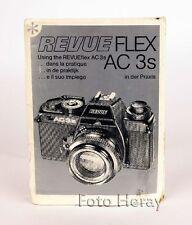 Revue Flex AC 3s in der Praxis die Bedienungsanleitung 03548