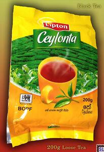 200g Lipton Ceylonta BOPF Approved Black Tea